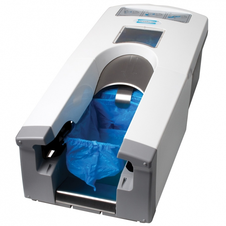 Granberg® 1-pack automatisk skoöverdragsmaskin. 904.2000