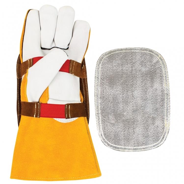 12-pack Värmereflekterande handsköld som skyddar svetshandskarna