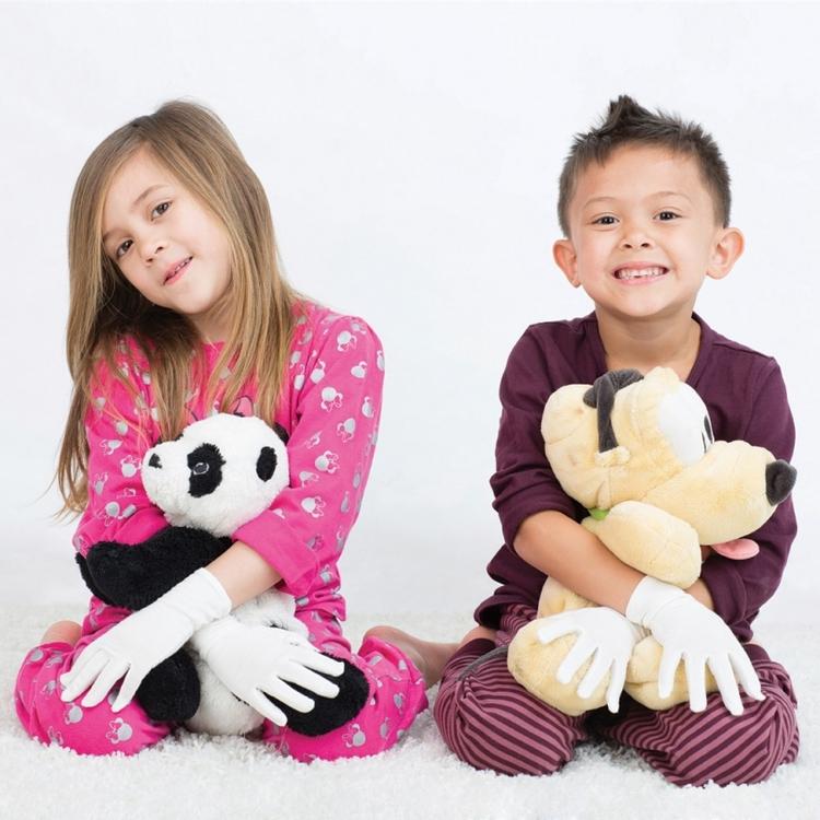 12-pack Bamboo® eksemhandskar för barn