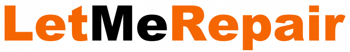 LetMeRepair Webshop