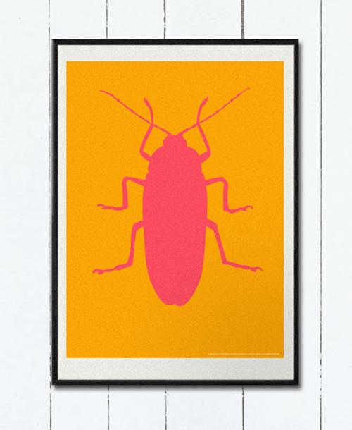 Bugsy 2 (50x70 cm)