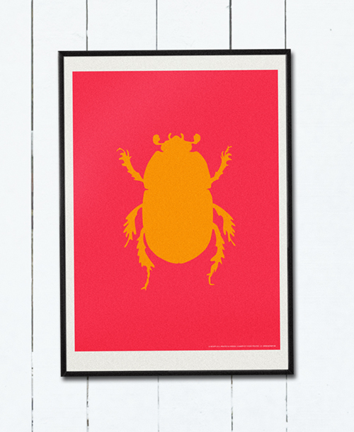 Bugsy 1 (50x70 cm)