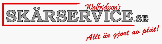 Skärservice logo