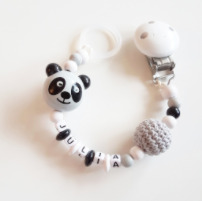 Napphållare- Lyx Panda