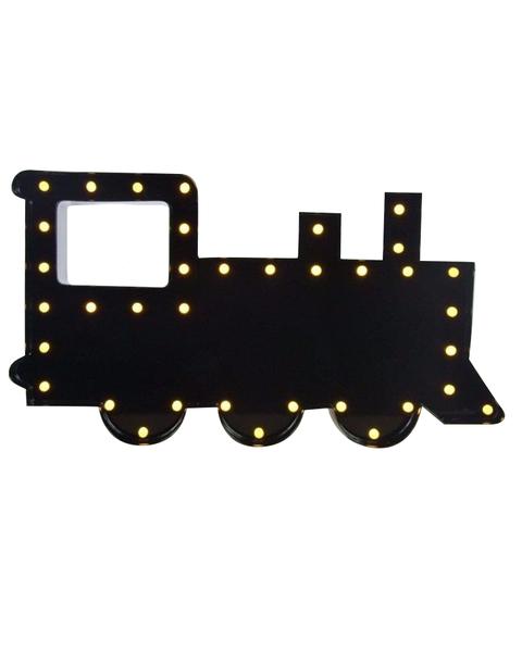 Tåg lampa