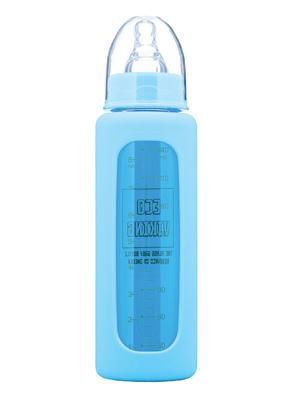 Nappflaska 240 ml - Blå