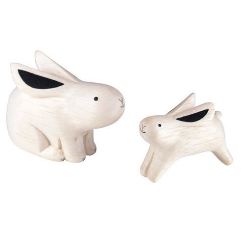 Trädjur - Kanin familj