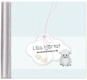 Fyll i bok -Lilla Hjärtat