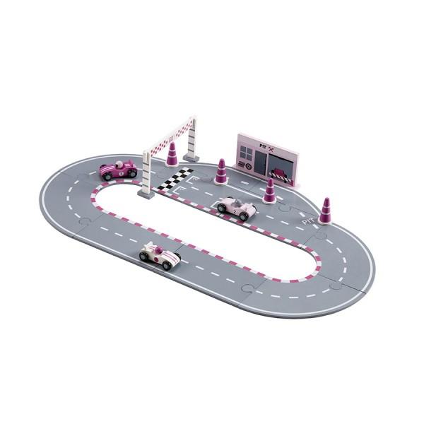 Kids Concept Racerbana -  Rosa