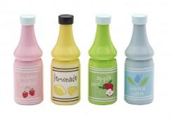 Kids Concept - Leksaksflaskor 4-pack