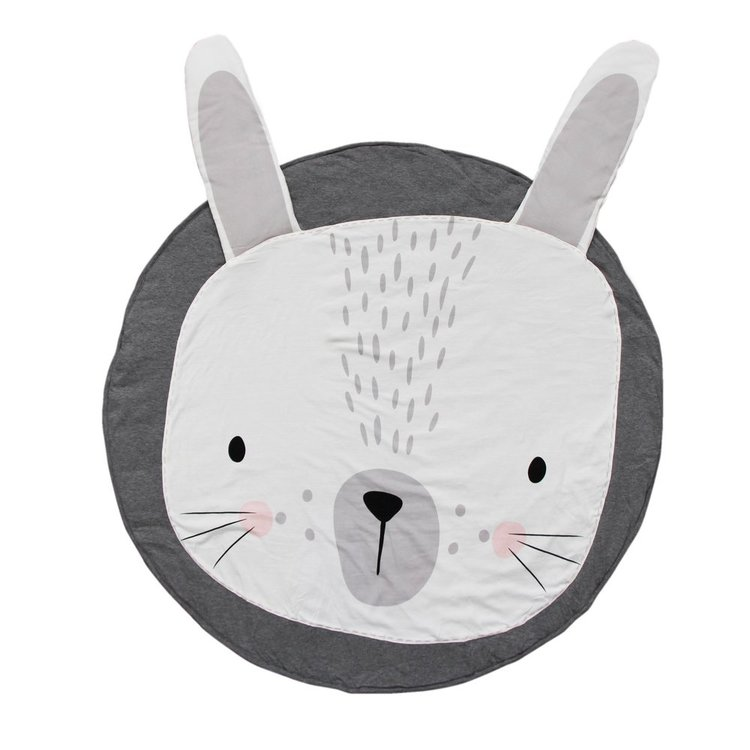 Lekmatta Grå kanin