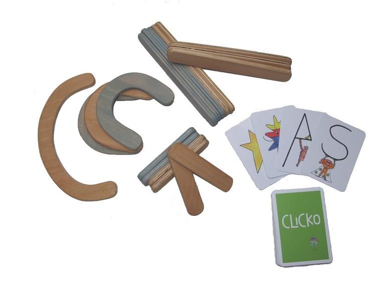 Clicko Liten byggbox