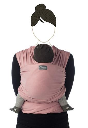 Tricot-slen organic - Soft Pink