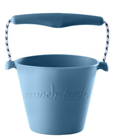 Hink i silikon - Ljusblå