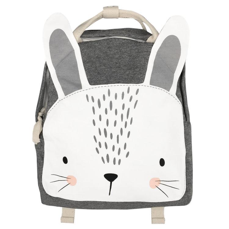 Ryggsäck - Grå kanin