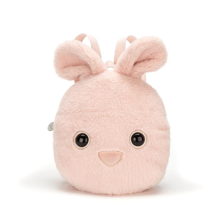 Ryggsäck - Fluffig kaninväska