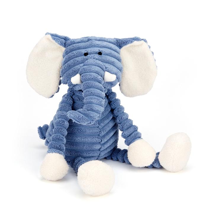 Gosedjur - Blå Elefant