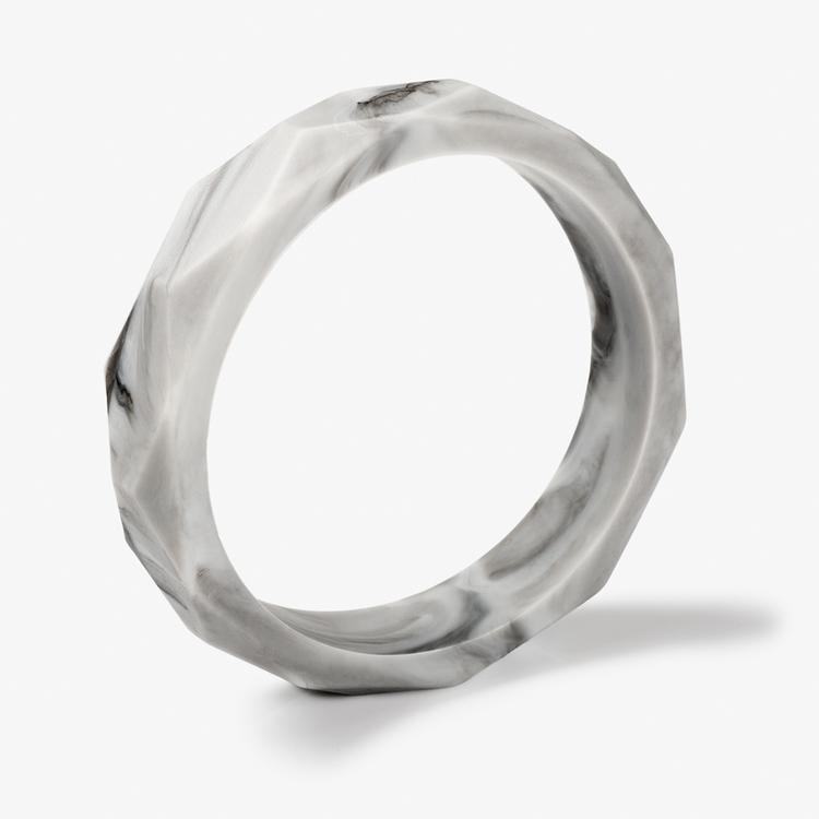 Bitarmband -  Marmor
