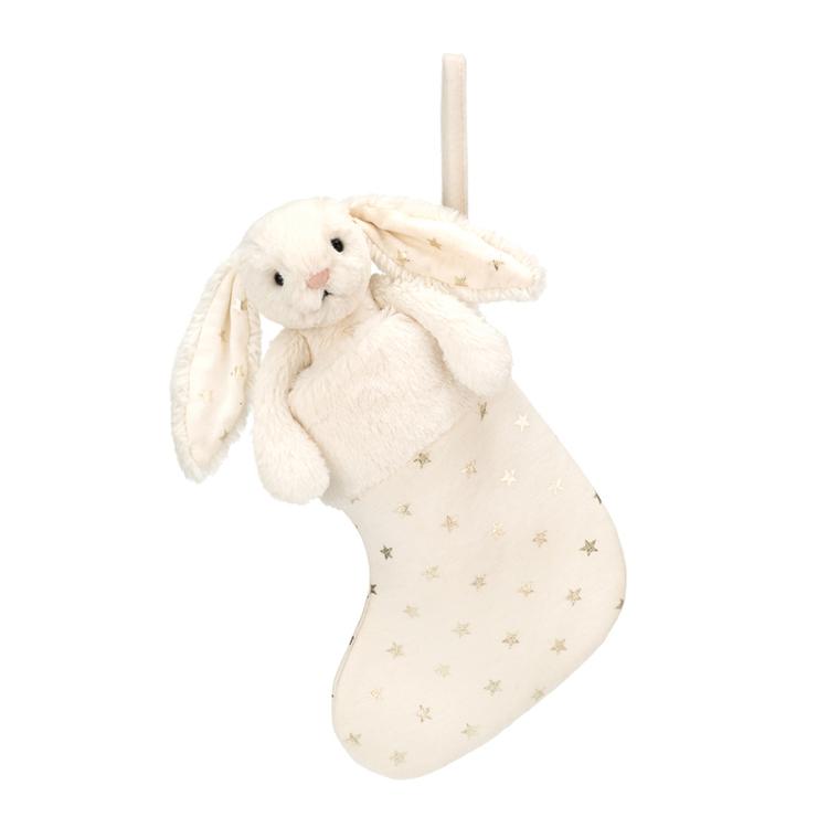 Julstrumpa - kanin