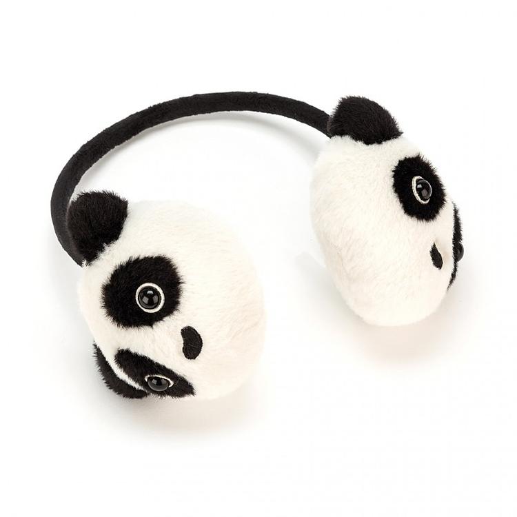 Öronmuff - Panda