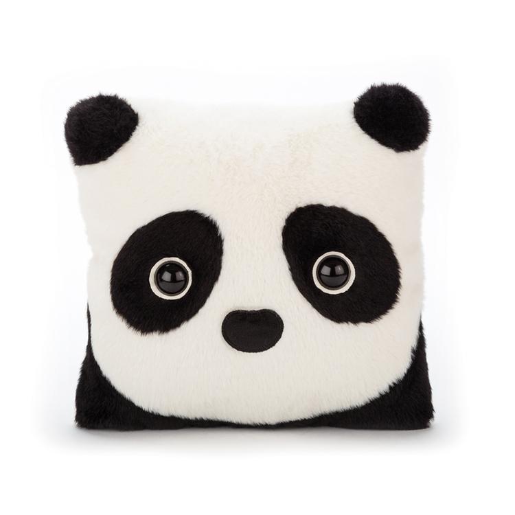 Kudde - Fluffig Panda