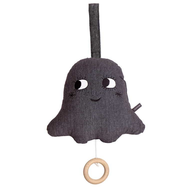 Speldosa - Spöke