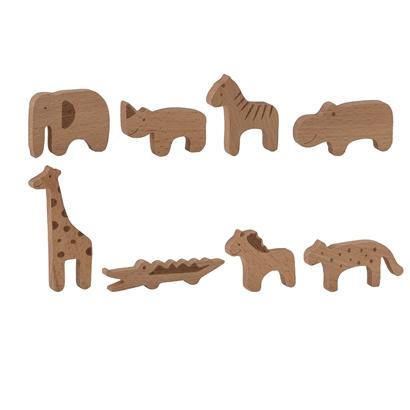 Trädjur - 8 pack