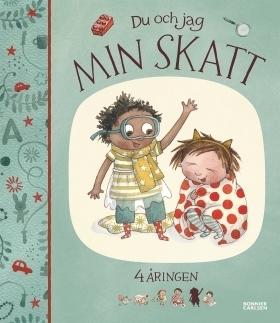 Bok - Du & jag min skatt 4 -åringen