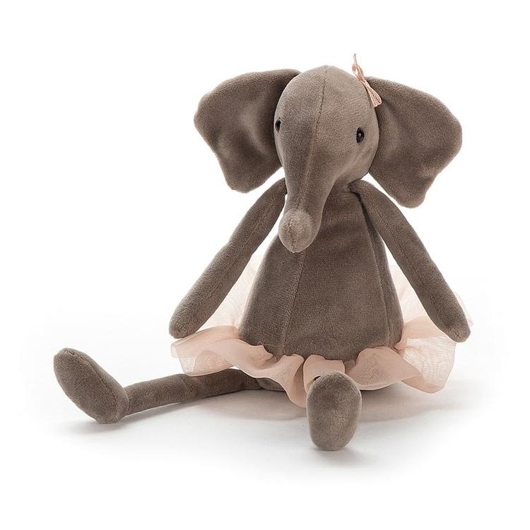 Gosedjur - Dansande Darcey Elefant