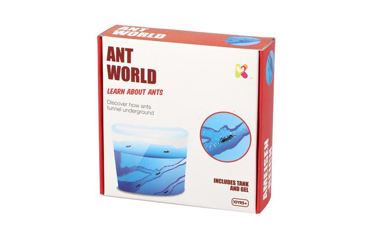 Myrornas värld
