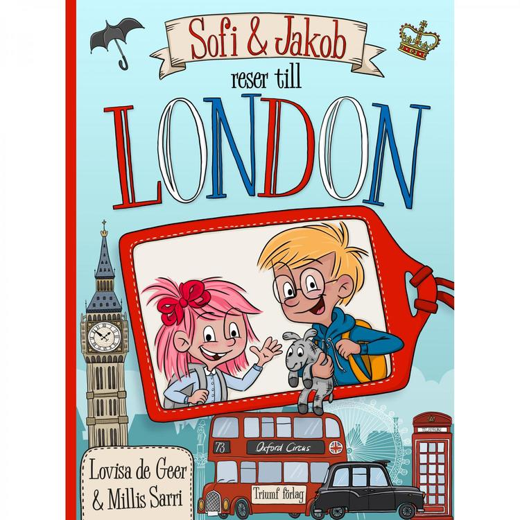Bok - Sofi & Jabob reser till London