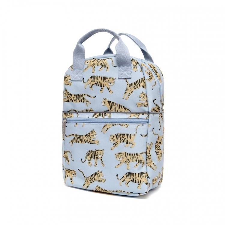 Ryggsäck Tigrar  - Blå