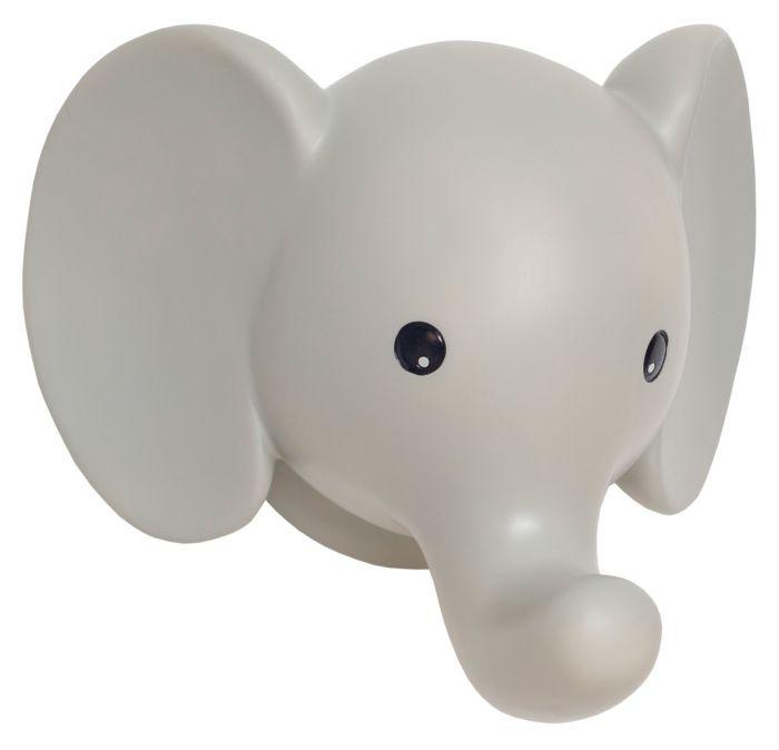 Vägglampa - Elefant