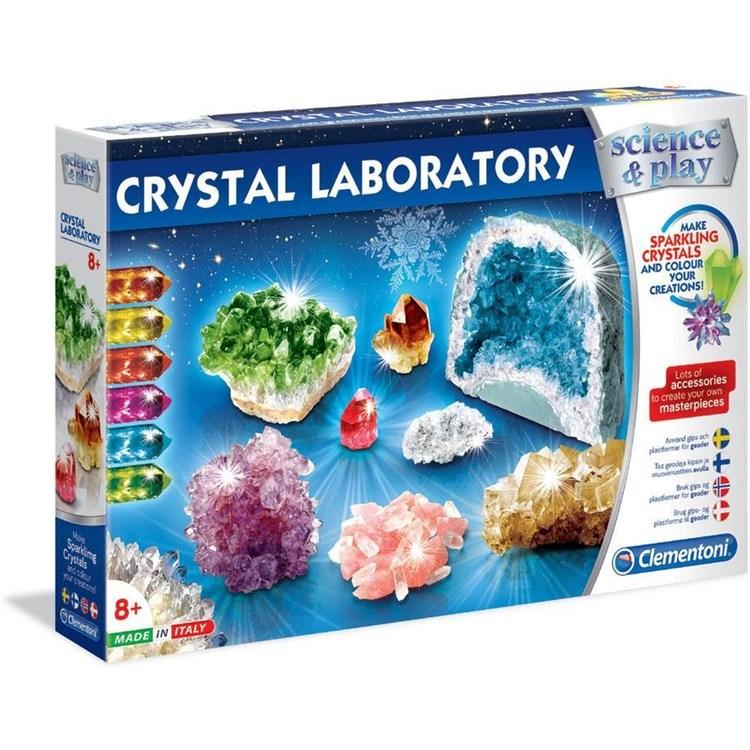 Expriment - Gör dina egna kristaller