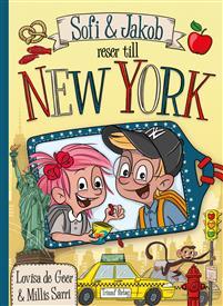Bok - Sofi & Jabob reser till New York