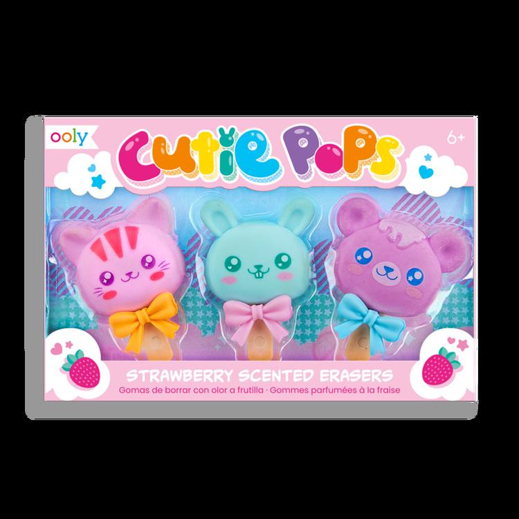 Suddgummi med doft - Cutie pops