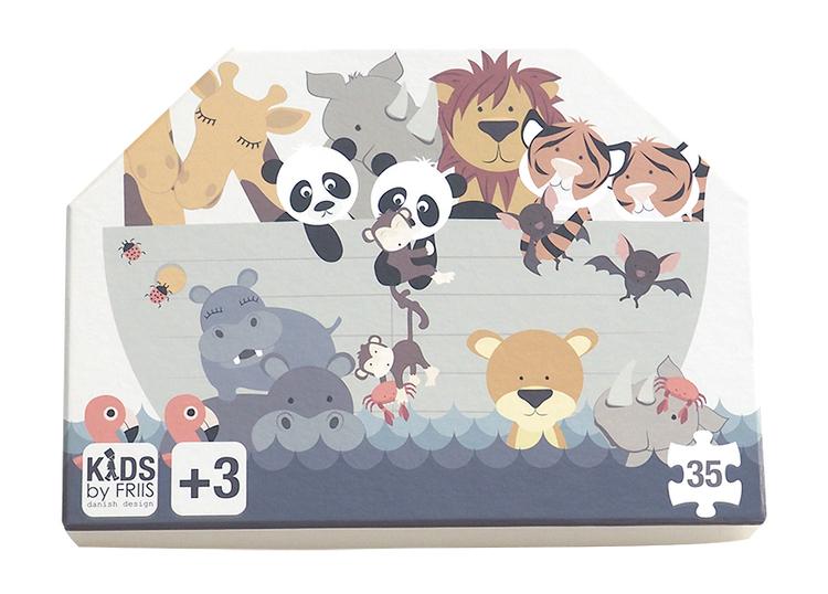 Pussel - Noahs ark