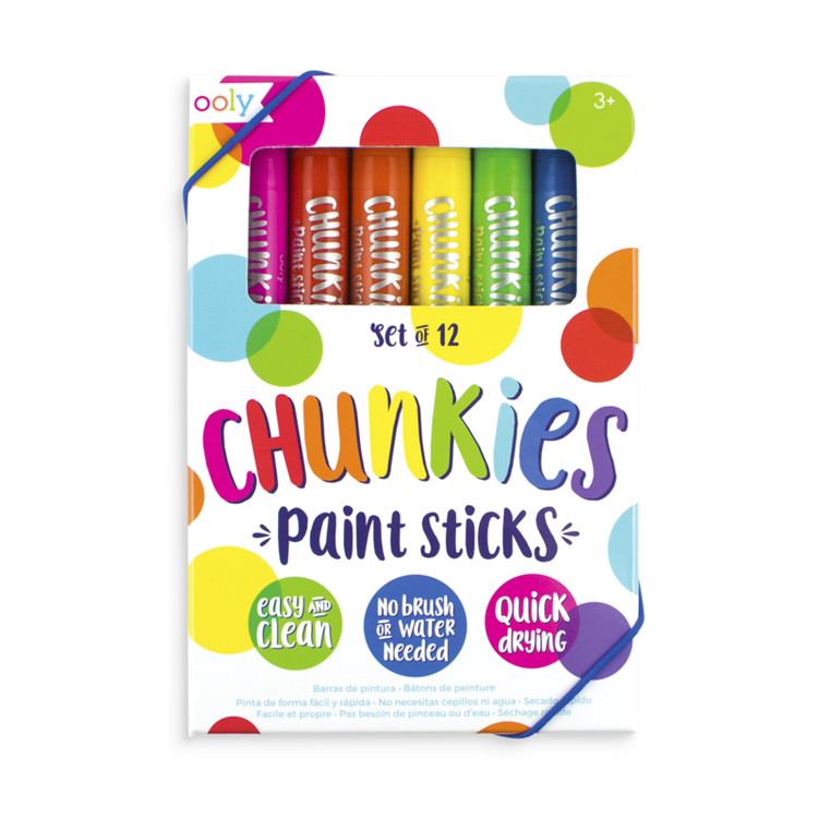Gelkritor - Chunkies 12 pack