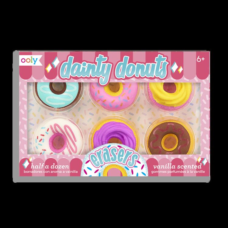 Suddgummi med doft -  Donuts