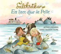 Bok om saltkråkan - Ett litet djur åt Pelle