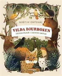 Bok - Vilda djurboken