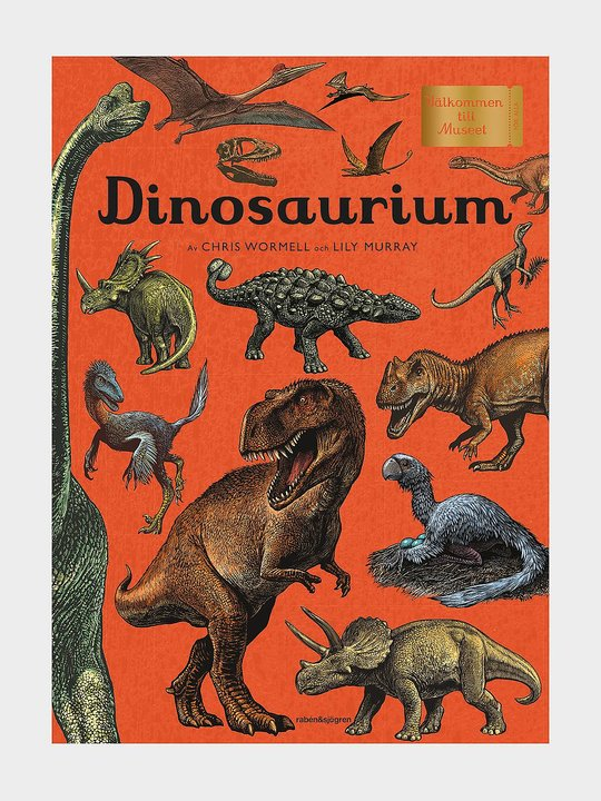 Bok - Dinosaurium