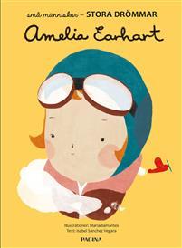 Bok - Amelia Earhart