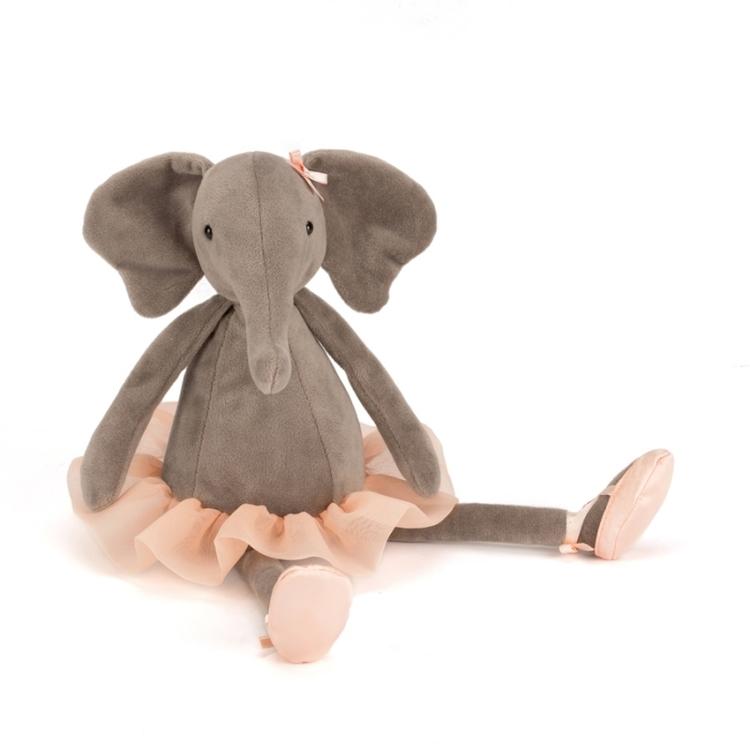 Gosedjur -  Stor dansande Darcey Elefant