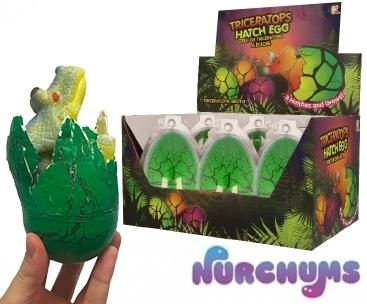 Ägg - Triceratops