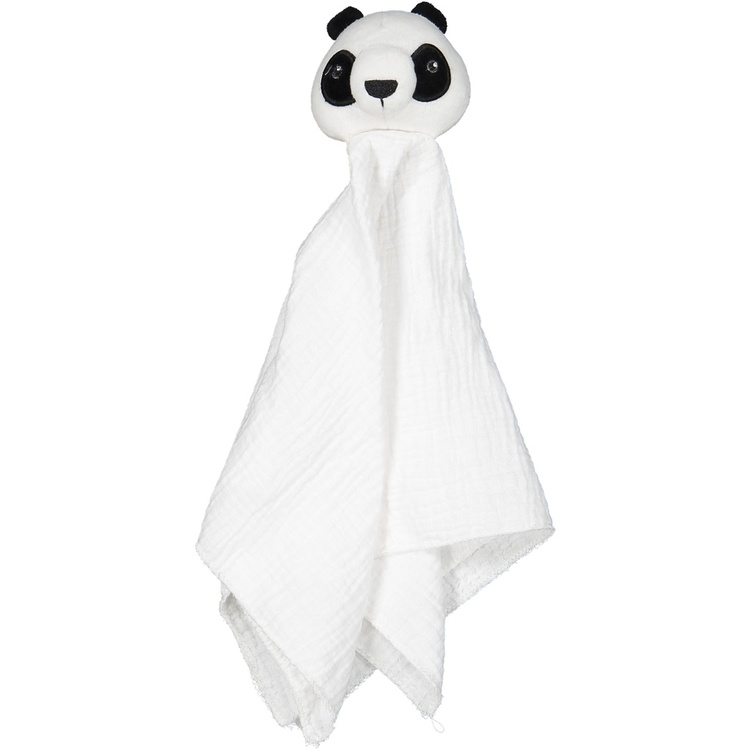 Muslinfilt - Panda