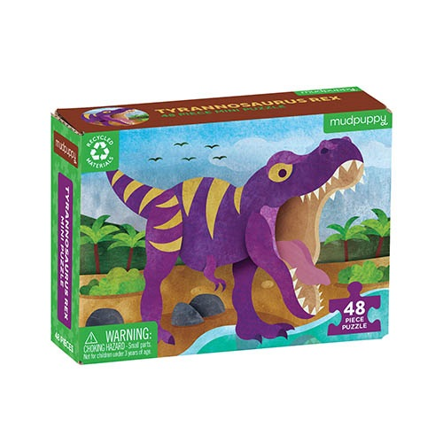 Mini pussel - T - rex
