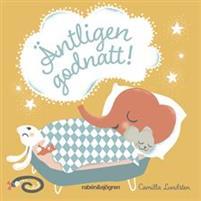 Bok -  Äntligen Godnatt