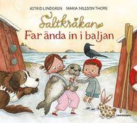 Bok om saltkråkan - Far ända in i baljan