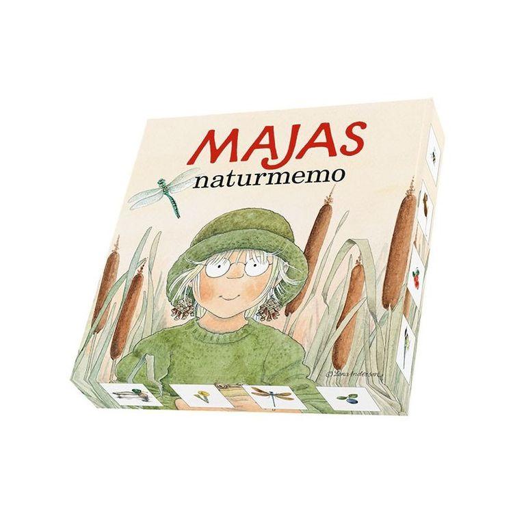 Memory - Majas naturmemo